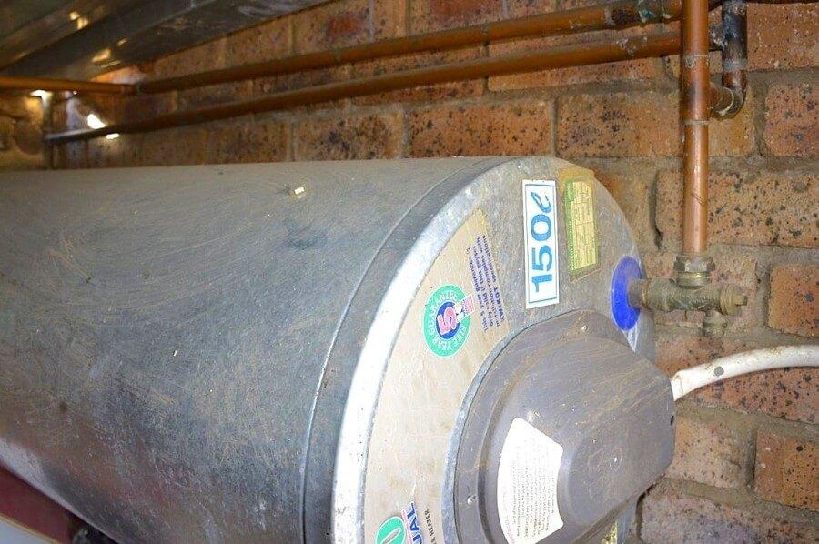 Geyser maintenance